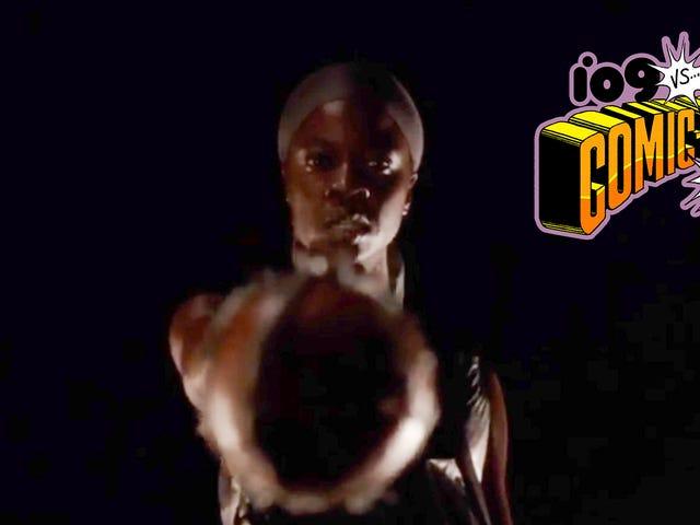 Il primo trailer di The Walking Dead Stagione 10 ha grandi momenti di Michonne e un viaggio in spiaggia