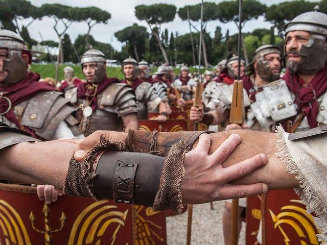 กองทัพจักรวรรดิโรมันตอนปลายกำลังเปลี่ยนไป แต่ก็ยังมีพลังมหาศาล