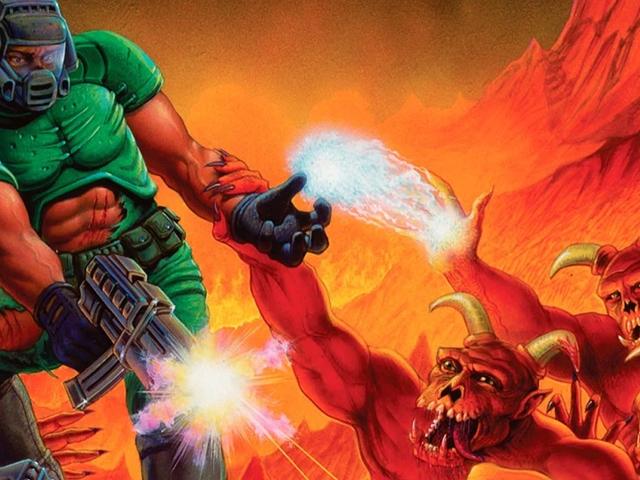 Похоже, что оригинальные Doom-игры скоро переключатся, как сегодня