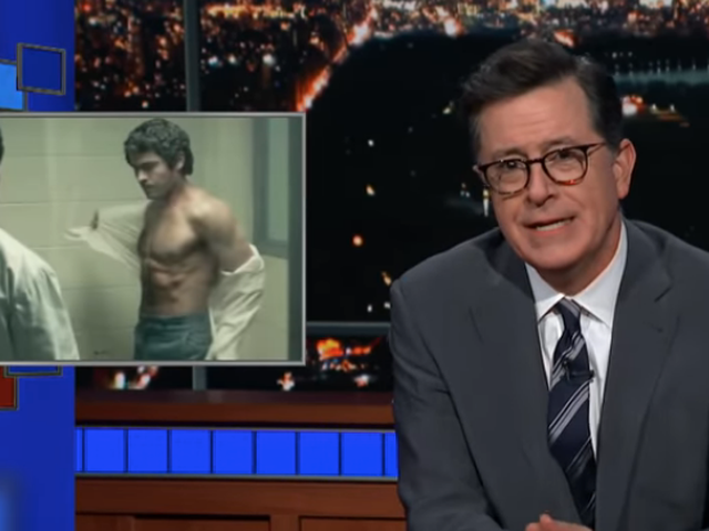 Stephen Colbert mocks Netflix's sexy serial killer obsession with The Dick Nighttime Murders