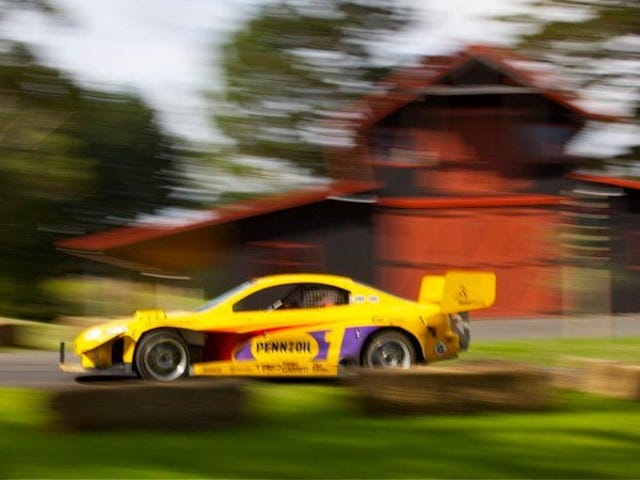 Rod Millen's Pikes Peak Celica Is Still Tearing Up Hills