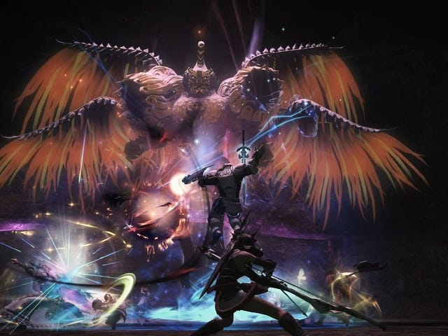 Final Fantasy XIV Gets A World From Final Fantasy III On March XIII