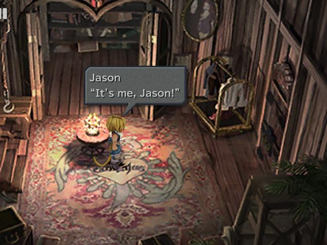 आश्चर्य: <i>Final Fantasy IX</i> फोन पर अब बाहर है