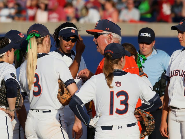 Auburn: Associate Softball Coach Was Banned For Romantic Relationships With Students