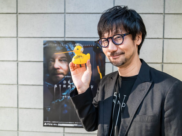 Fans Hong Kong Baca Lot Ke A Hideo Kojima Tweet