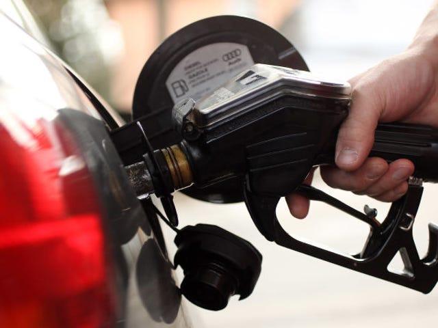 Hackere stjæler 2.274 liter brændstof fra en tankstation, der hacker pumpen