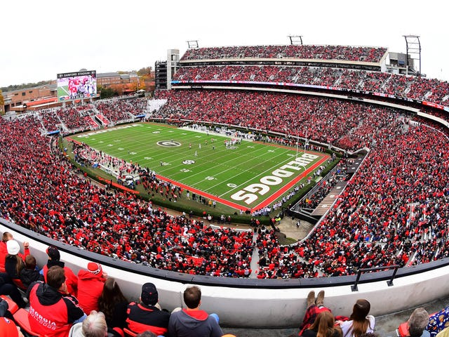 University Of Georgia will sell alcohol at football games, starting at $25K