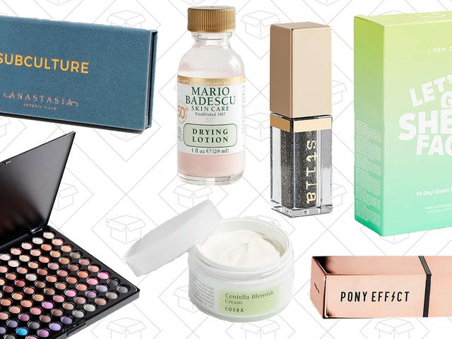 Urban Outfitters Is Taking 20% Off Their Massive, Well-Rounded Beauty Section