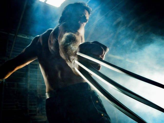 <i>Wolverine 3</i> llega en marzo de 2017 og se Llamará <i>Logan</i> .  Este es su póster oficial