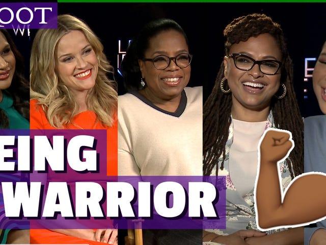 Παρακολουθήστε: Πώς Oprah και Ava DuVernay ξεφύγουν από το σκοτάδι