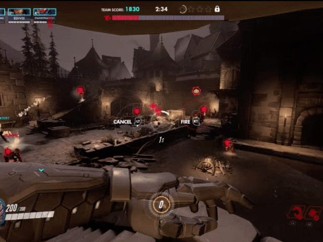 Blizzard devrait rendre l'Excellent Nouveau Combat Permanent d' <i>Overwatch</i> permanent