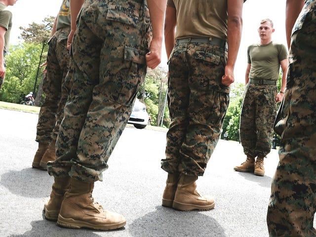 Війрама витрачає більше на віагру, ніж на медичні витрати трансгендерних солдатів
