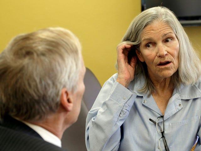 Manson Girl Leslie Van Houten to Get Hearing Regarding Her Age at Time of Crime