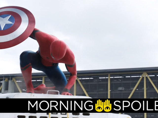 Flere Spider-Man News fra <i>Civil War,</i> og udover