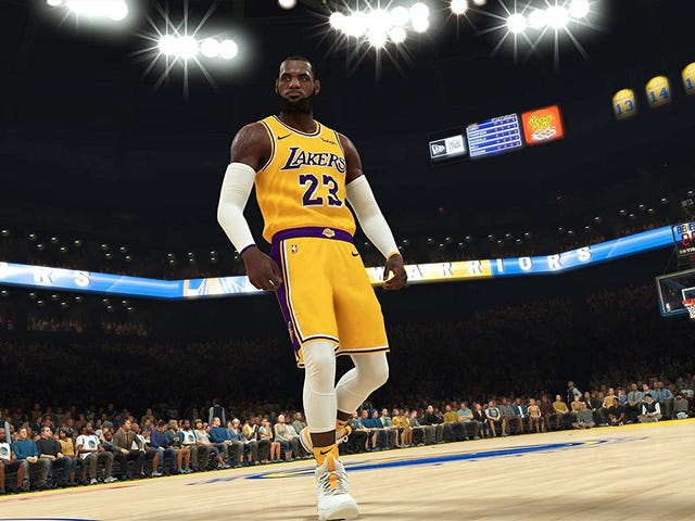 Your Team Isn't Winning the NBA Finals This Year, But Maybe They Can In NBA 2K19, Now Just $40
