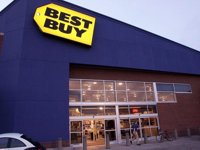Best Buy Shifts Services Curbside, Suspends Home Installations and Repairs