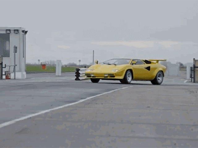 Dev Kanatlı İlk Lamborghini Hesap Tezgahıyla Tanışın
