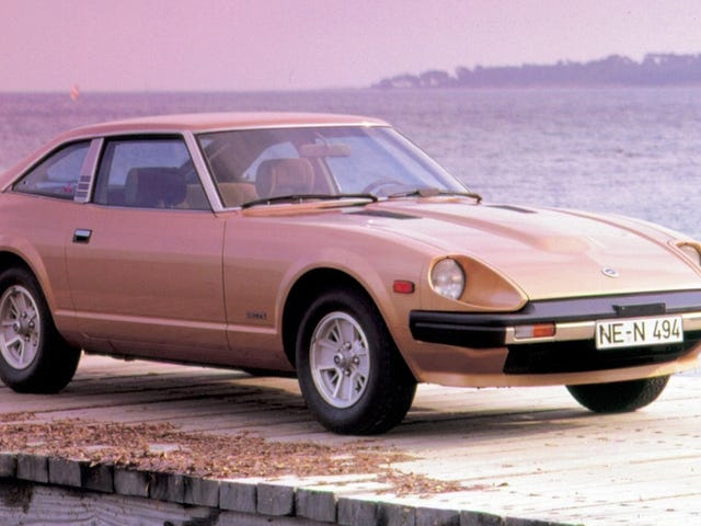 You may be tempted to push your Datsun 280ZX into a lake