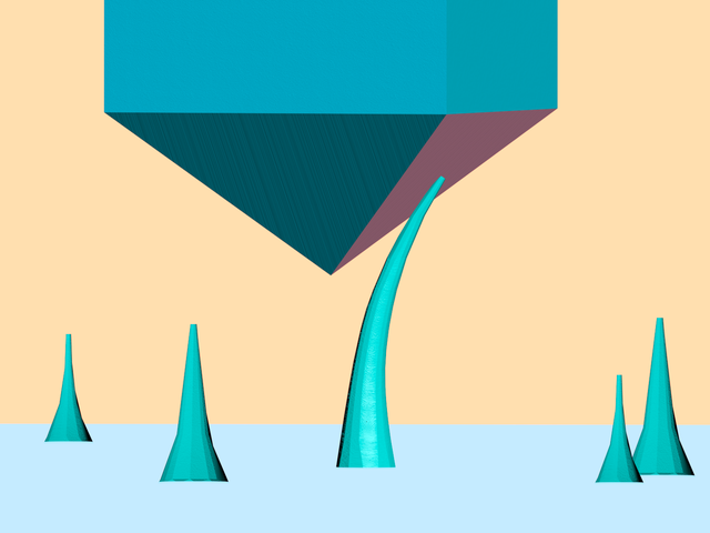 Here's How Scientists Bent Diamonds