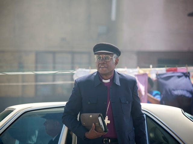 The Forgiven: Mpho Tutu Speaks on the Film and What It Means to Her Father's Legacy
