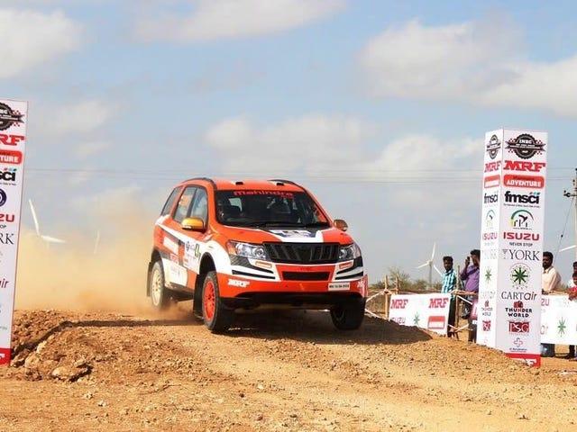 Crash Indian Rally Championship -tapahtumassa jättää kolme kuollutta