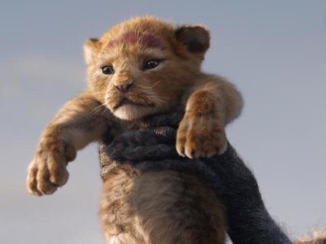 Перші реакції на рімейк The Lion King Діснея тут