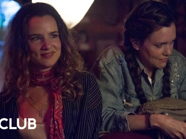 Juliette Lewis and Ione Skye want to try more comedic roles after Camping