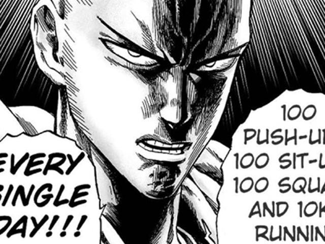 The <i>One Punch Man</i> Workout forklart og analysert