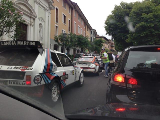 Random Rally Cars