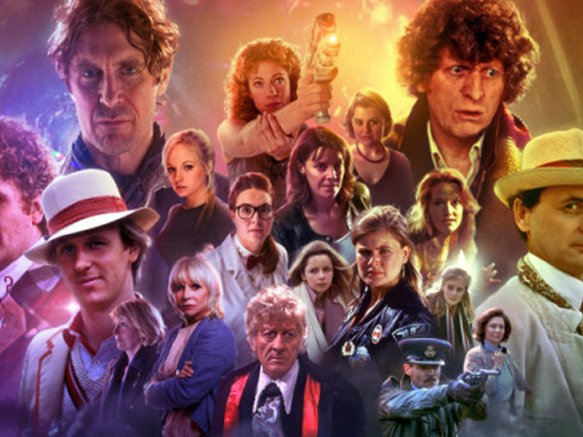 20 Great Doctor Who Stories to Dive Into Its Wonderful World of Audio Adventures