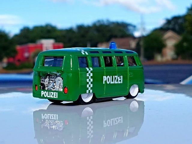 Teutonic Tuesday: Ach nein! Es ist die Polizei!