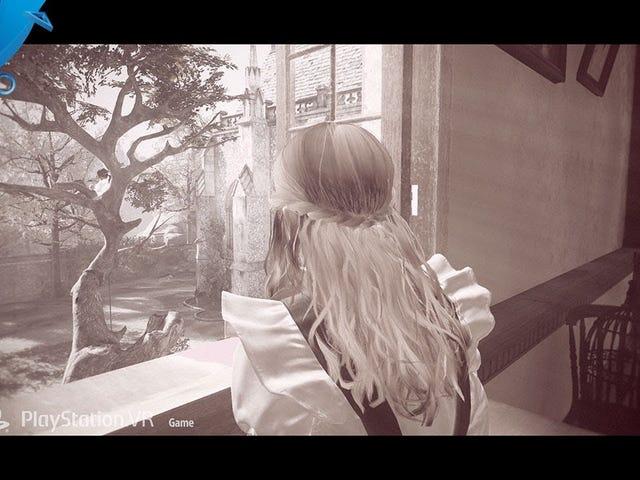 Déraciné là một trò chơi PSVR mới từ FromSoftware, các nhà sản xuất Bloodborne và Dark Souls