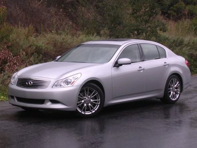 Looking at Buying 2007 G35 - What to Look For?