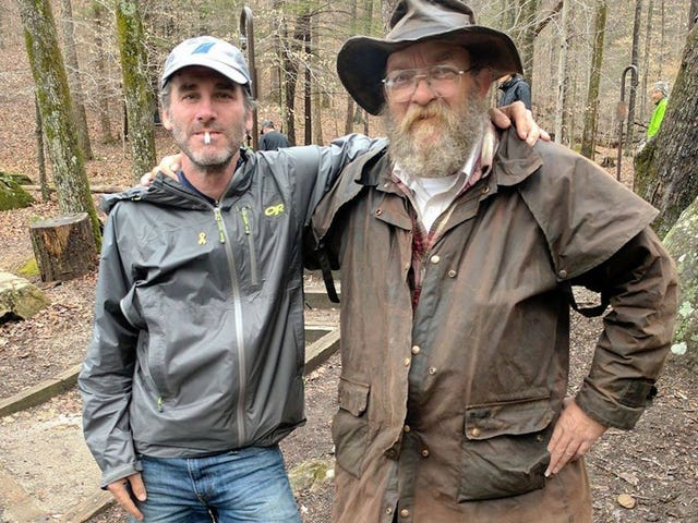 The Brutality Of The Barkley Marathons