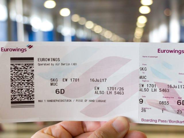 Asegúrese de que su reserva de vuelo esté emitida antes de viajar