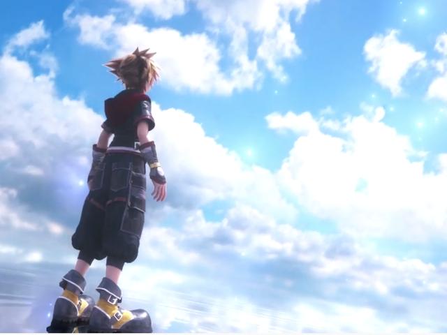 Kingdom Hearts III's New Secret Ending Is Breaking My Brain