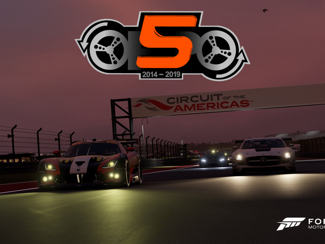 The Oppositelock 3 Hours Of COTA - Saturday, June 8th At 8:00 PM EST (Day/Night Transition Procedure Updated)