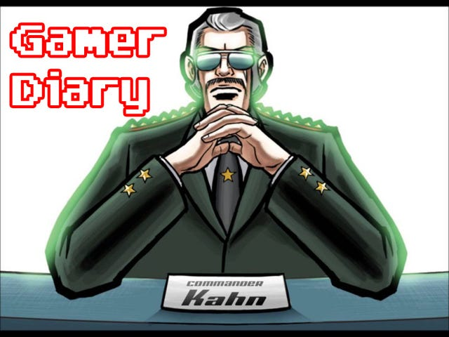 Gamer Diary: Elite Beat Agents