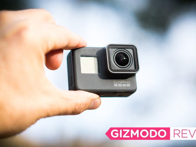 GoPro's Hero6 Is Still the King of Action Cameras