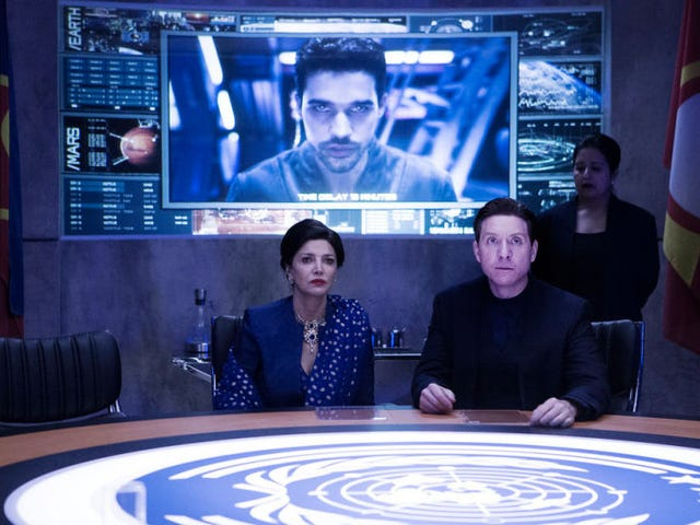 """The Expanse 2x06 - """"Paradigm Shift"""" reaction/discussion"""