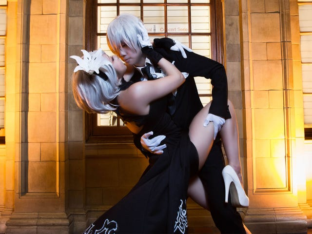 Dancing With The Nier: Automata Stars