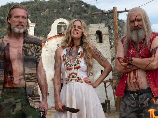 Rob Zombie unleashes The Devil's Rejects again in the tedious sequel 3 From Hell