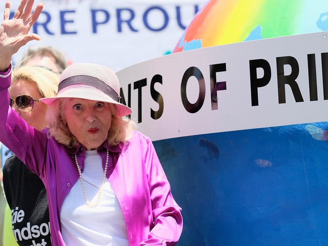Edith Windsor, Marriage Equality Activist and LGBTQ Rights Pioneer, Dies at 88