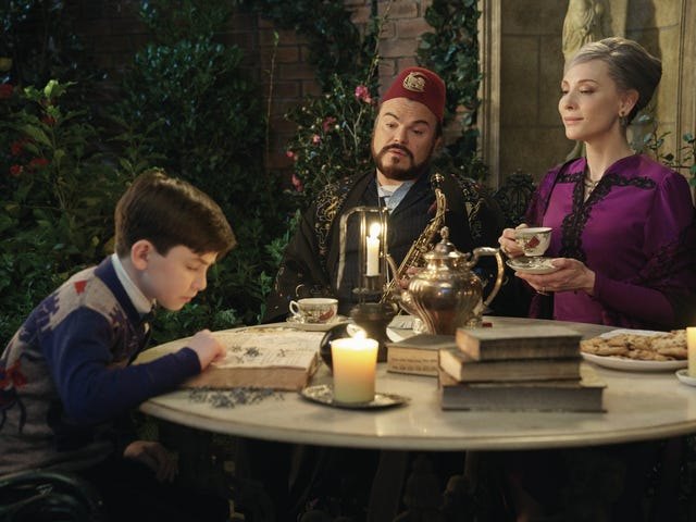 The House With A Clock In Its Walls loses the book's gothic tone, but gains '80s-movie magic
