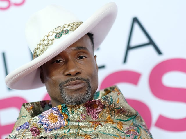 Billy Porter Thinks 'Bitches Are Scared. And They Should Be'