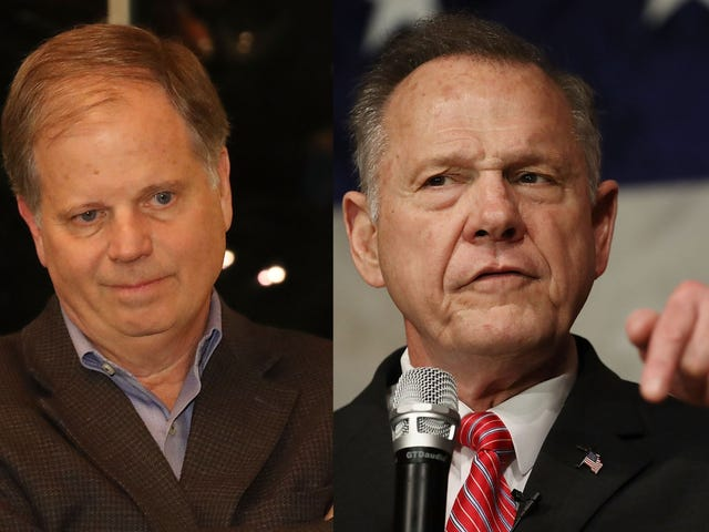 The No-Holds-Barred Alabama Senate Race Live Blog and Prayer Circle
