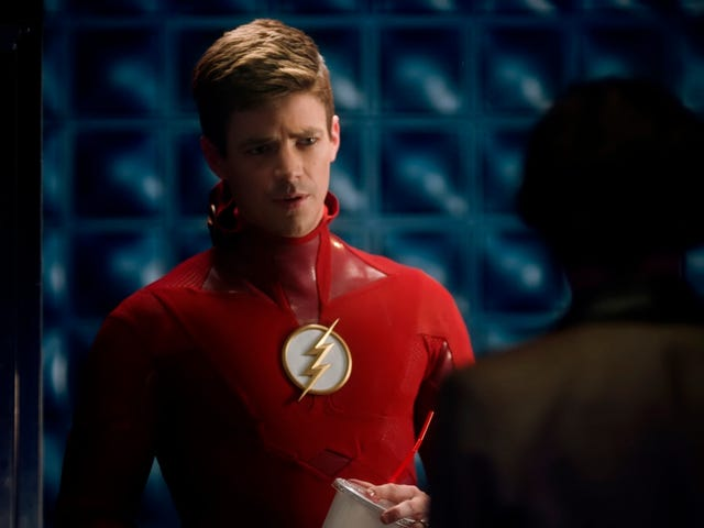 The Flash is sidelined as the supporting cast takes center stage