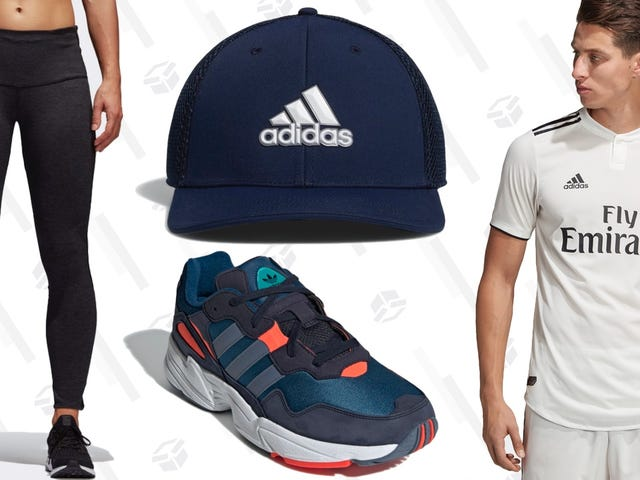 Run Over to Adidas This Weekend For Up to 50% Off Hundreds of Styles