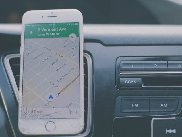 Cómo cambiar entre Google Maps y Apple Maps en iOS