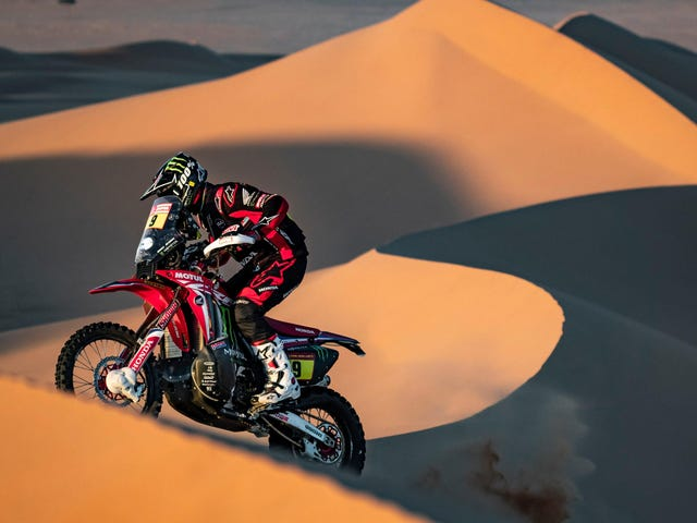 Comment Of The Day: Dakar Dynasty Broken Edition